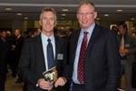 Rowan Gilmore, EM Solutions and Deputy Premier Jeff Seeney