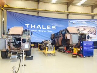 Thales opens new facility in Townsville
