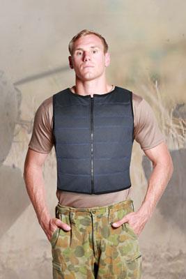 Australian defence fashion parade