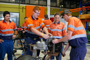 Queensland's defence technology, expertise and skilled workforce